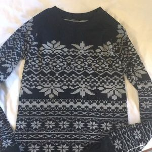 Cold weather shirt